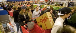 Black Friday Holiday Shopping