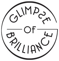 Glimpse Of Brilliance Logo